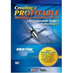 Pristine Ron Wagner - Creating a Profitable Trading & Investing Plan - 6 Key Components Part I and II Home Study Course